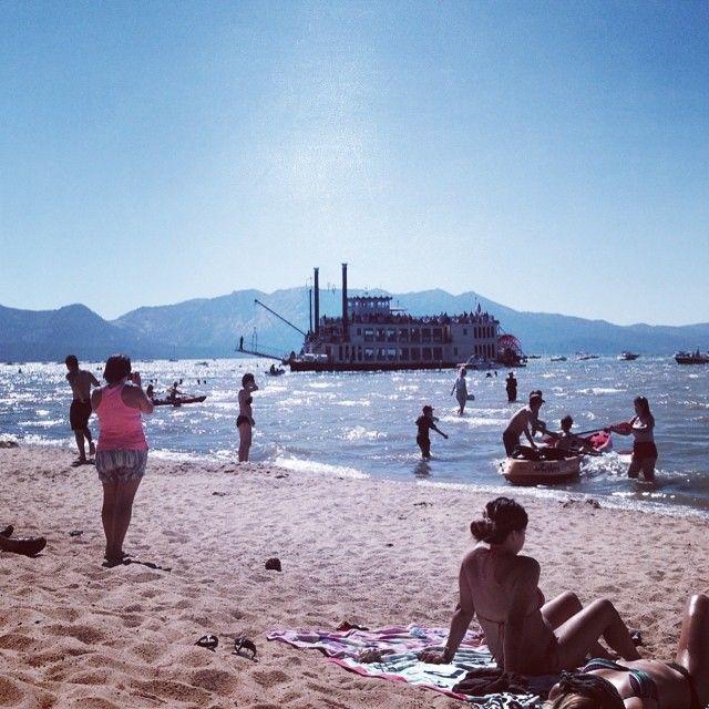 Tahoe City  S