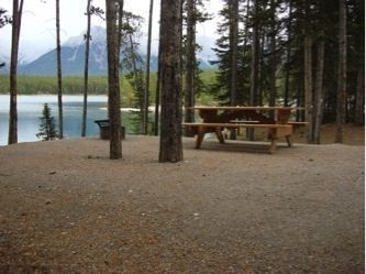 Top 10 Alberta campsites  Camping  Pinterest