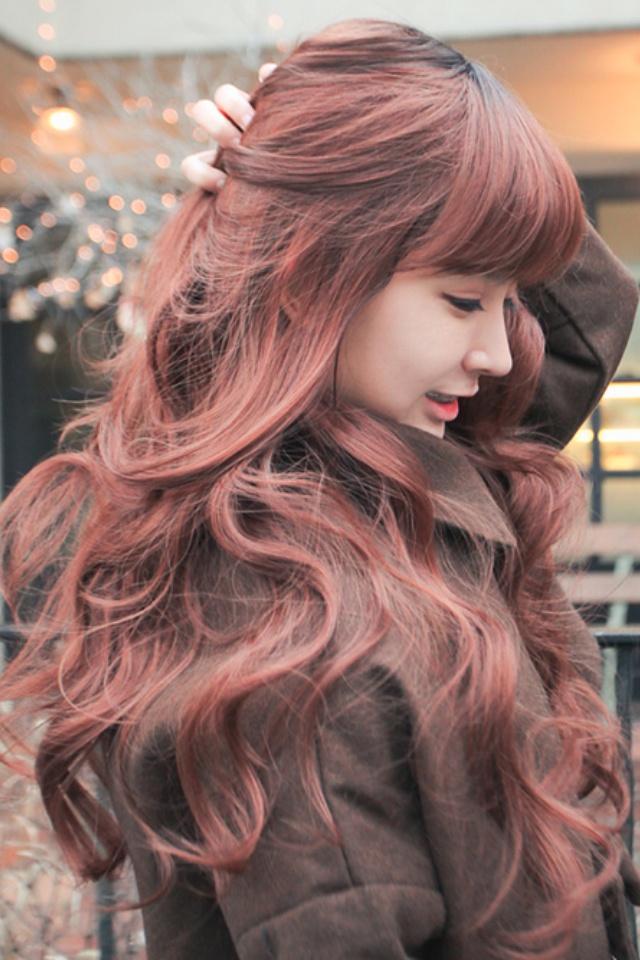 Strawberry Brown Hair | Dark Brown Hairs