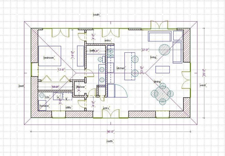 Straw bale home plans inspiration home plans for Small straw bale house plans