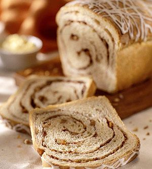 Potato Bread Serve this sweet, spicy bread for a special breakfast ...