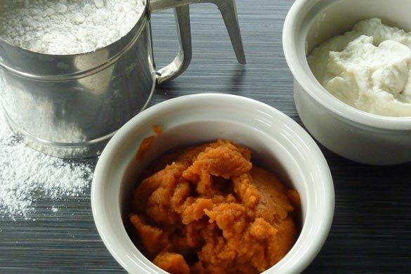 Pumpkin Gnocchi With Creme Fraiche-Sage Sauce Recipes — Dishmaps