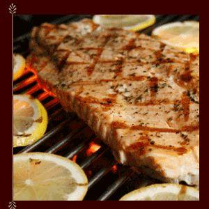 Wasabi Grilled Swordfish Steak | things I like in 2013 | Pinterest