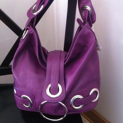 Big Buddha Purple Plum Handbag | eBay