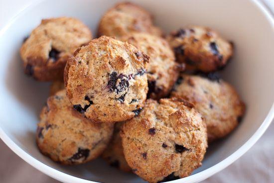whole wheat blueberry muffins | Breakfast/Brunch | Pinterest