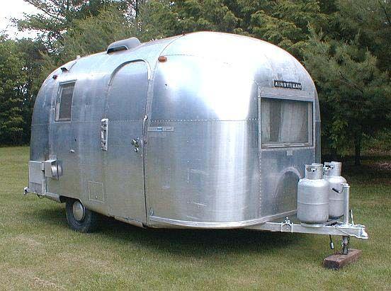 Cool  Com  Vintage Campers Vintage Trailers Vintage Parts