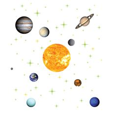 3d solar system wall decor page 3 pics about space for Decoration 3d sol
