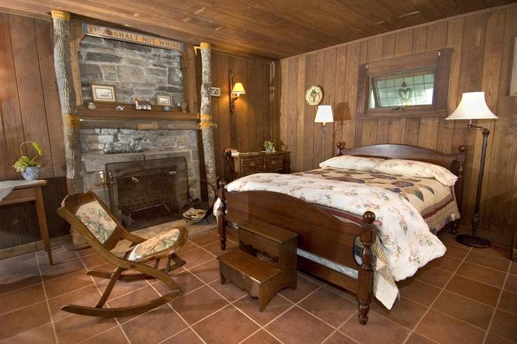 log cabin bedroom log cabin pinterest