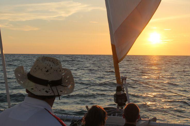 Sunset Cruise Panama Beach City