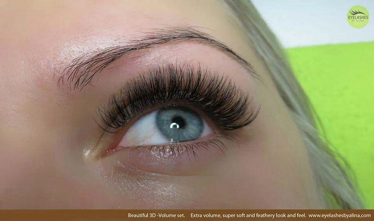 3D russian Volu... Eyelashes