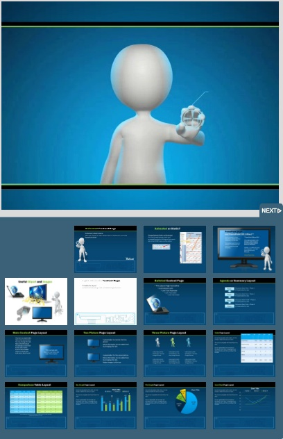 T Mobile Powerpoint Template