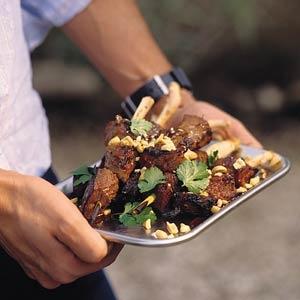 Lemongrass-beef skewer | Recipes - Main | Pinterest