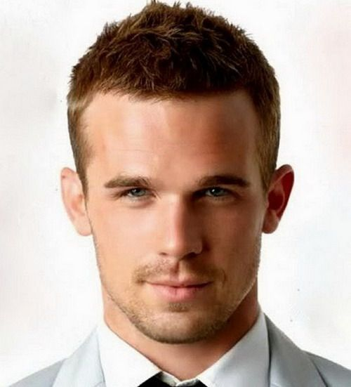 Straight Short Mens Hairstyles Hairstyles Ideas
