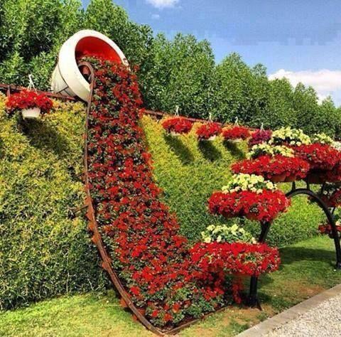 Very nice garden pinterest for Nice garden pictures