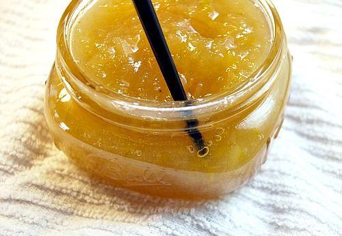 Lemony-Ginger Pear Preserves | Well Preserved | Pinterest
