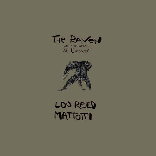 The Raven: Lou Reed's Adaptation of Edgar Allan Poe, Illustrated by Italian Artist Lorenzo Mattotti