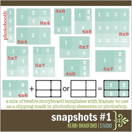 photo templates 4x6 5x7 photobooth the big day pinterest. Black Bedroom Furniture Sets. Home Design Ideas