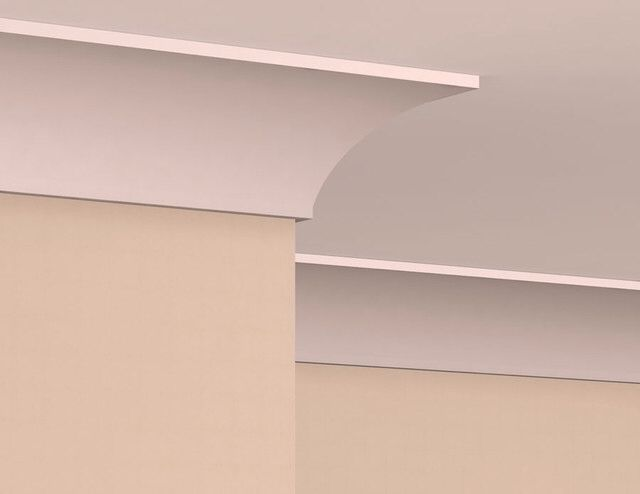 Modern crown moulding ideas joy studio design gallery for Contemporary trim moulding