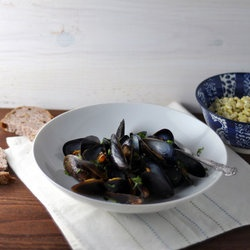 Honest Mussels — Recipe from Turntable Kitchen