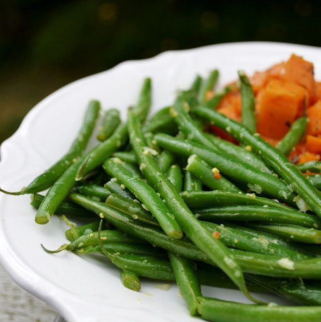 Lea's Cooking: French Green Beans Recipe | recipe | Pinterest