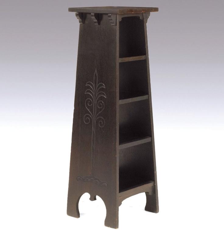 Stickley roycroft bookcase cool craftsman style pinterest for Craftsman style bookcase plans