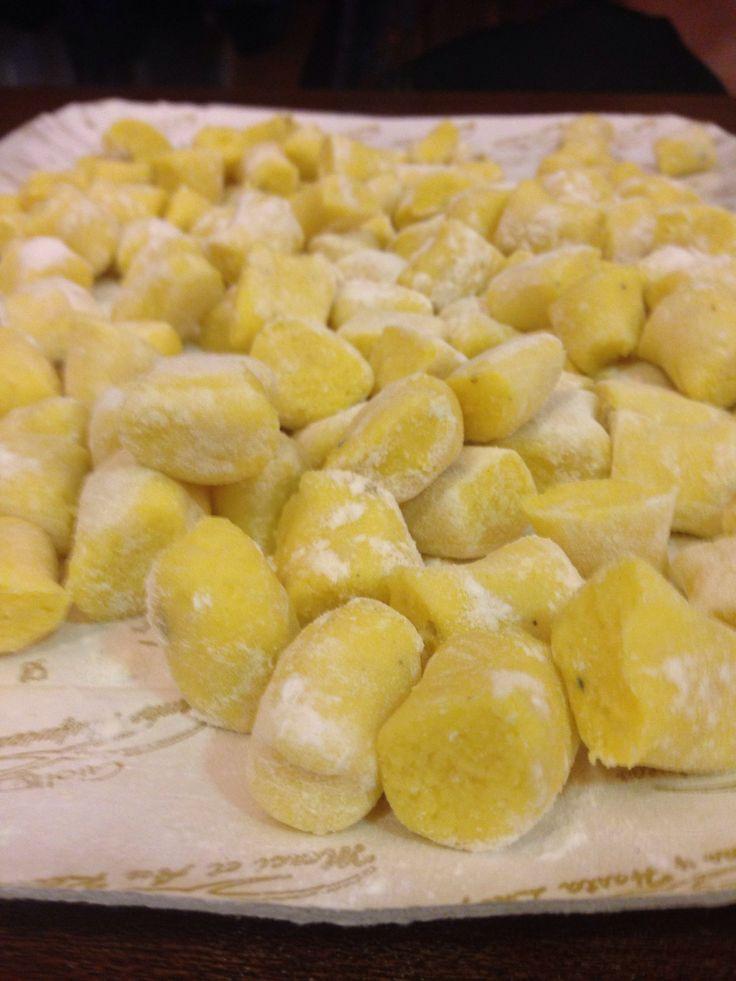 Homemade Gnocchi | W I N E & D I N E | Pinterest