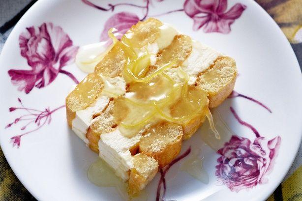 Limoncello semifreddo | Lovely Lemon and Citrus friends | Pinterest