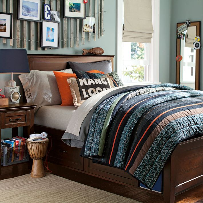 Pottery Barn Love The Wall Decor Boys Bedroom Ideas Pinterest