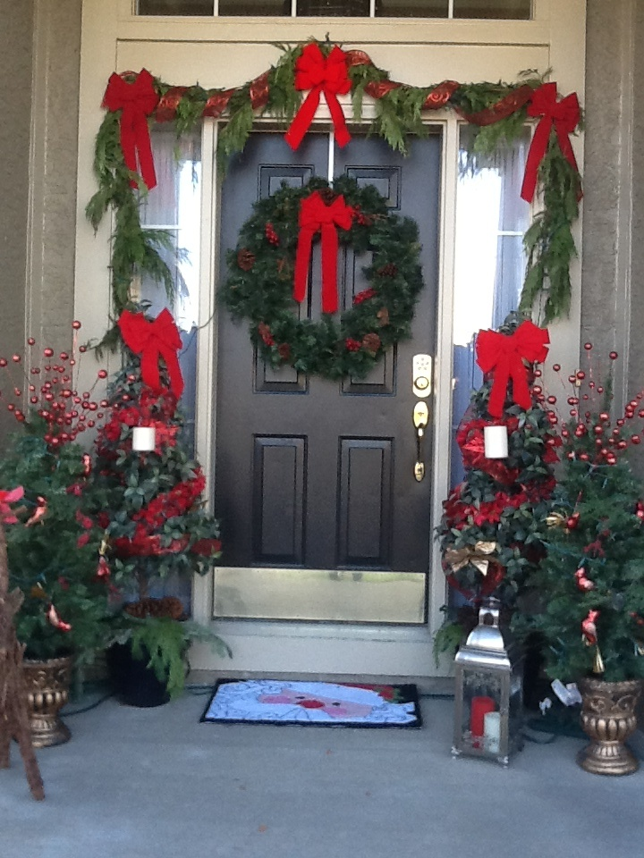 Front Porch Christmas Ideas Christmas