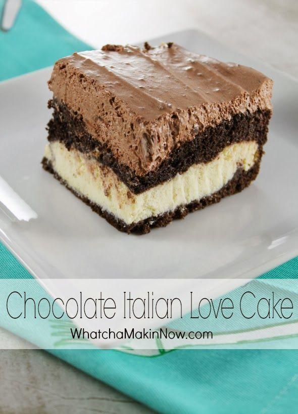 Sweet Ricotta With Chocolate Recipe — Dishmaps