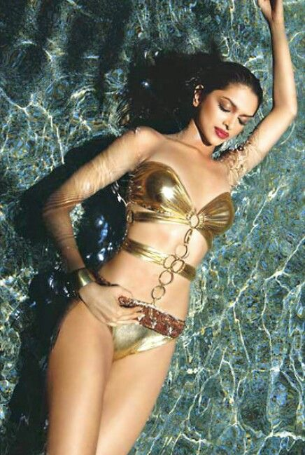 Aishwarya in a sexy gold bathing suit | Bollywood Celebrities ...: pinterest.com/pin/362539838725909266