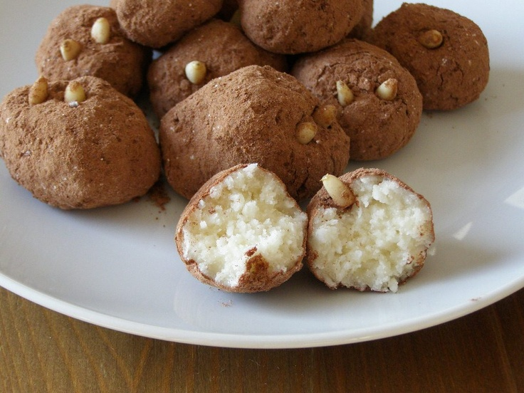 Irish Potato candy-These tasty traditional candy have a coconut butter ...