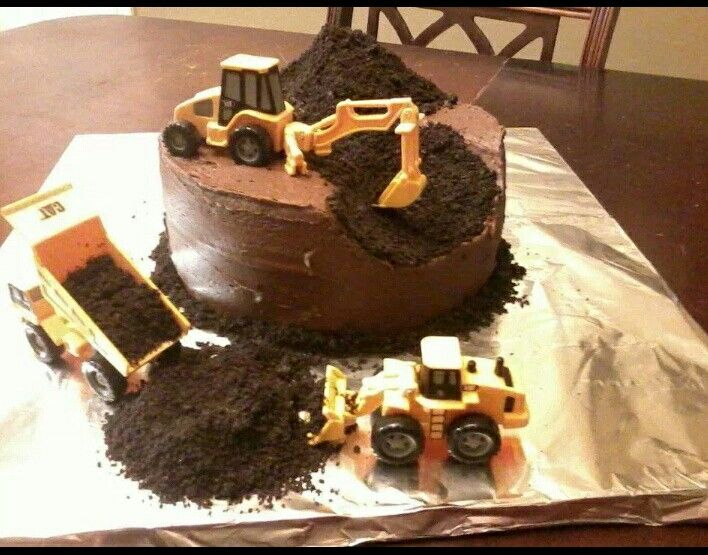 Dump Truck cake Party Ideas and Gift Ideas Pinterest