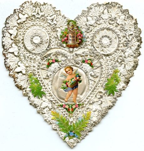 valentine's day victorian england