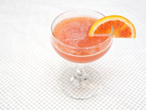 Drinking in Season: Blood Orange Cocktail with clove syrup  Serious ...