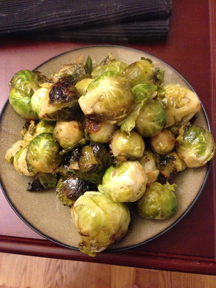 Hoisin Glazed Brussels Sprouts Recipes — Dishmaps