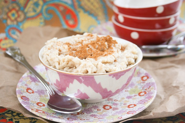coconut milk rice pudding | Foodie! | Pinterest