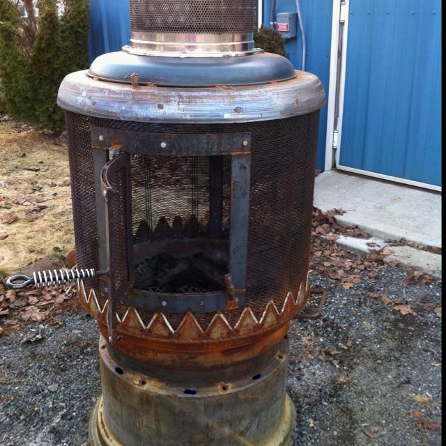 Custom Backyard Fire Pits : Our custom built outdoor fire pit  Furniture I love  Pinterest