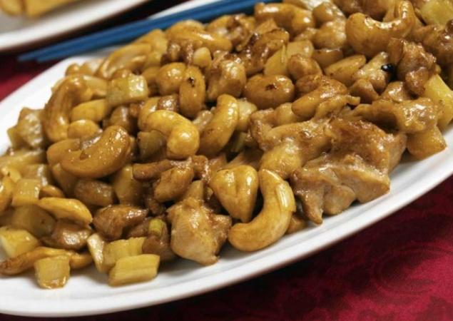 Honey nut chicken stir fry | Food Glorious Food (Savoury) | Pinterest