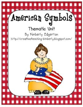 This unit is certain to add fun and ease to any patriotic or America-themed unit of study.This download contains the following items:•Litera...