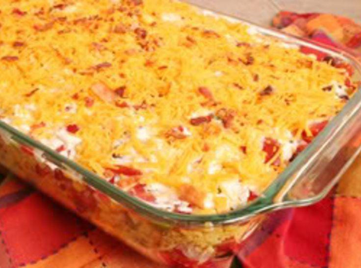 Cornbread Salad | Recipes | Pinterest