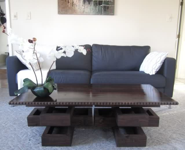 Do It Yourself Coffee Table Inspiration Pinterest