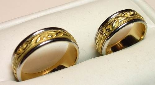Matching Weding Rings For Him And Her 032 - Matching Weding Rings For Him And Her
