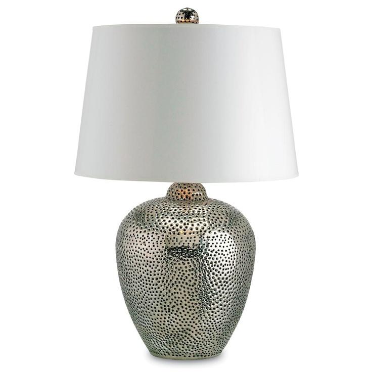 pierced metal moroccan table lamp. Black Bedroom Furniture Sets. Home Design Ideas