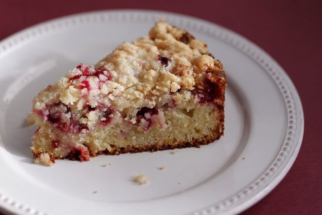 ... cranberry buckle is just right for the holidays cranberry buckle