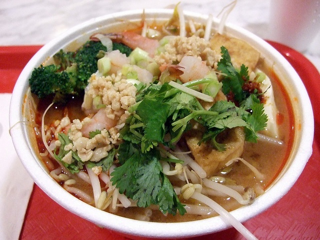 Tom Yum Goong Noodle Soup | Food & Drinks | Pinterest