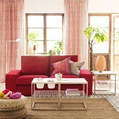 Le tapis a besoin d'entretien régulier pour garder un bel aspect et durer dans le temps. La meilleure manière de nettoyer son tapis est de l'aspirer régulièrement. En prenant soin de son tapis en fibres naturelles, on le libère de la poussière, et sa couleur et son éclat seront conservés même après plusieurs années. Tapis en coco Tarnby 200 x 300 cm, 99 €, Ikea.