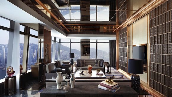 Look Inside One Of The World S Most Luxurious Hotel Suites At The