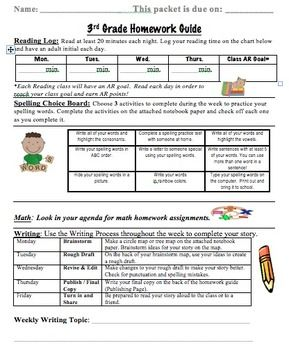 Homework guides