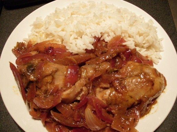 Chicken Yassa Recipe — Dishmaps